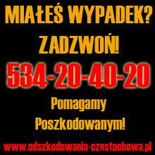 www.odszkodowania-czestochowa.pl